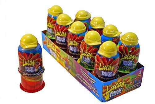 Lucas Pelucas Tamarindo Candy 10-piece Pack