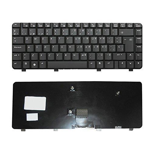 Hp Compaq Presario C700 C700T C727 C729 C730 C769 G7000 G7060 Spanish Keyboard OEM Black PK1302E02N0 v071802ak1 Teclado En Español Hp Presario