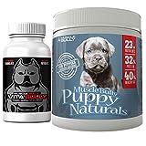 Vita Bully Vitamins & Puppy Naturals Formula (2 Month Supply)