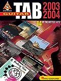 Guitar Tab 2003-2004, Hal Leonard Corp., 0634074210