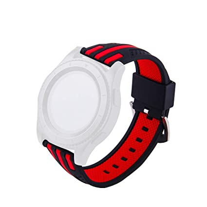 premium selection 7216d d1d36 Amazon.com : Sodoop 46mm Replacement Wrist Band for Samsung Gear S3 ...