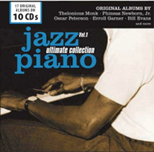 Ultimate Jazz Piano Collection, Vol. 1 (Ultimate Buds)
