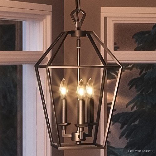 Luxury Colonial Chandelier, Small Size: 17
