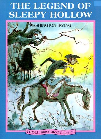 Legend of Sleepy Hollow (Troll Illustrated Classics): Amazon.es: Irving, Washington, Hitchner, Earle: Libros en idiomas extranjeros