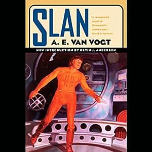Slan Audiobook