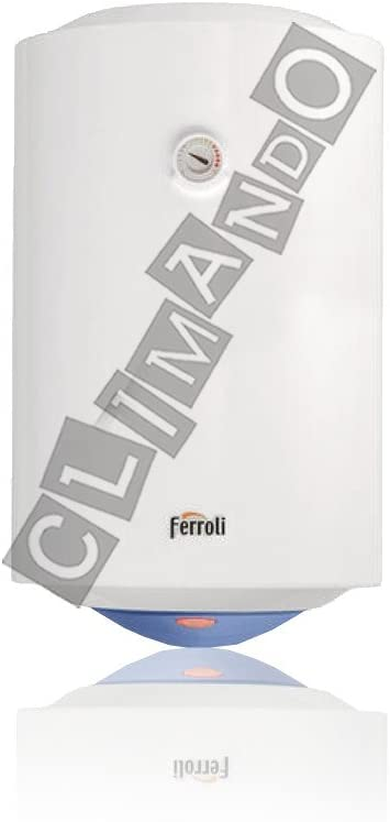 Ferroli Calypso - Calentador eléctrico vertical 80 l