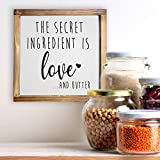 MAINEVENT The Secret Ingredient is Always Love and