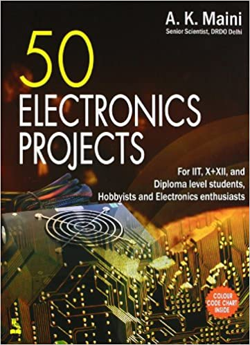 Electronic Projects for Beginners: A K  Maini: 9788122301526: Amazon