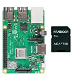 Raspberry Pi 3 B+ (B Plus) with NANDCOR SD Adapter