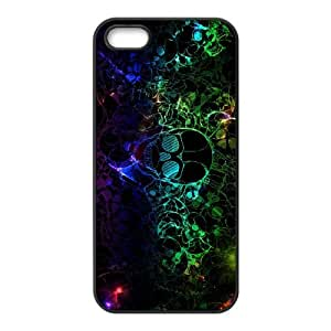 iPhone 4 4s Cell Phone Case Black Sugar Skull Cover ygku