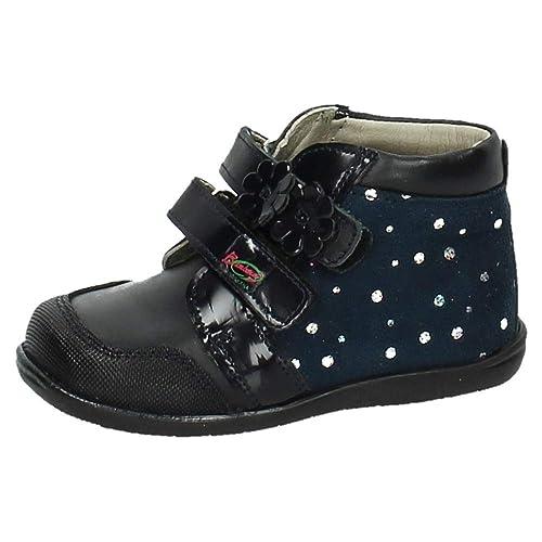 BAMBINELLI 5174 Botitas DE Piel NIÑA Botas-Botines: Amazon.es: Zapatos y complementos