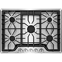 Frigidaire FGGC3047QS 30' Gas Cooktop, Stainless Steel