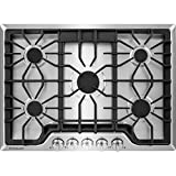 Frigidaire FGGC3047QS Gallery 30 Inch Gas Cooktop Stainless Steel (Small Image)