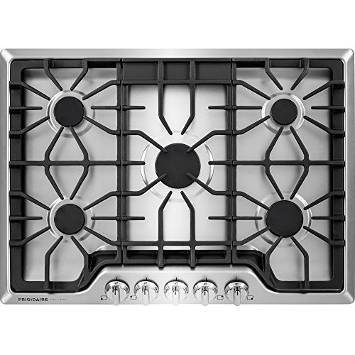 30 in.gas cooktops