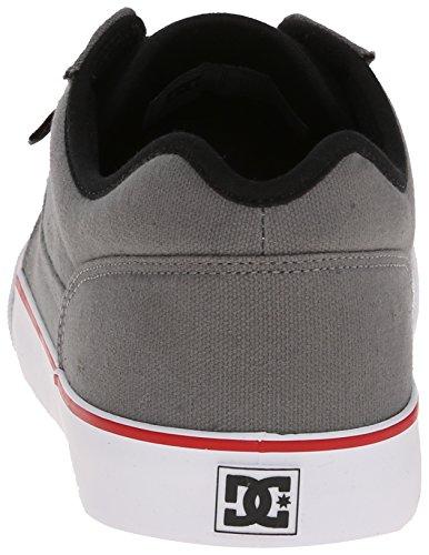 DC Tonik Tx M Shoe Xskr - zapatilla deportiva de lona hombre multicolor - Mehrfarbig (Grey/Black/Red-Xskr)