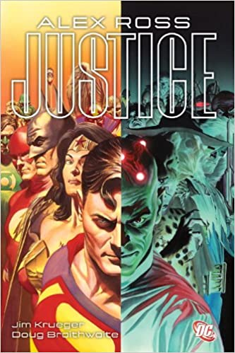 Image result for alex ross justice