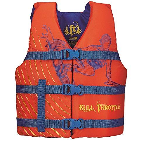 Full Throttle Youth Character Vest, ()