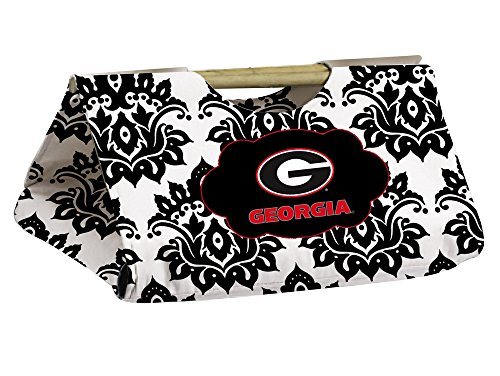 University of Georgia Damask Pattern Casserole Dish Carrier