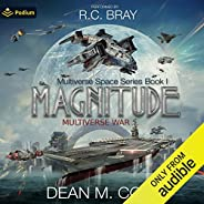 Magnitude: Multiverse Space, Book 1