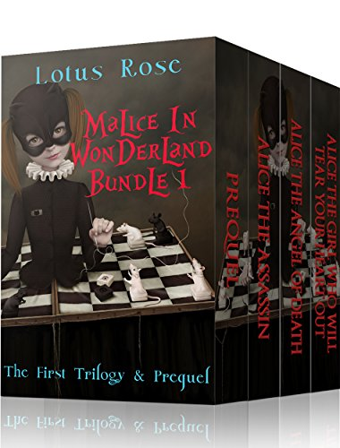 Malice in Wonderland Bundle 1: The First Trilogy & Prequel (Malice in Wonderland -