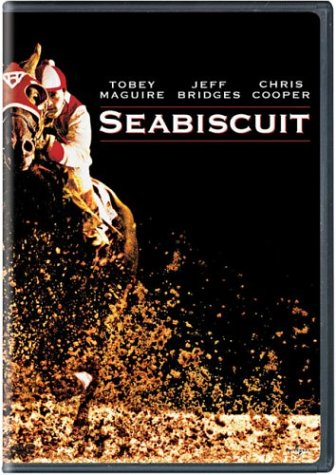DVD : Seabiscuit (, Dolby, AC-3, Widescreen)