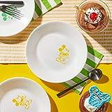 "Corelle Disney Mickey Mouse-The True Original 6.75"" Appetizer Plates, 8 Pack"