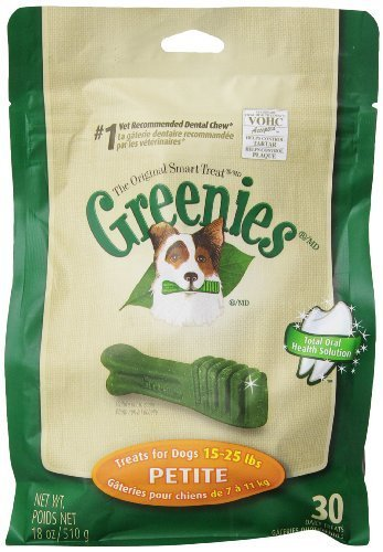 Greenies Xtra Value Pack Petite 30 Count by Greenies