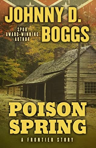 book cover of Poison Spring