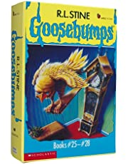 Goosebumps Box Set #7 (25-28)