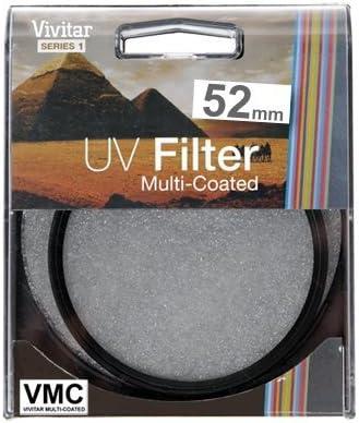 Vivitar Uv 52MM Filter Multi Coated
