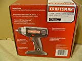 "Craftsman 19.2v C3 3/8"" Impact Wrench"