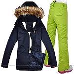 WEIYYY-Tuta-da-Sci-da-Donna-Tuta-da-Snowboard-Pantalone-Impermeabile-Abbigliamento-Antivento-per-Donna-Abbigliamento-Invernale