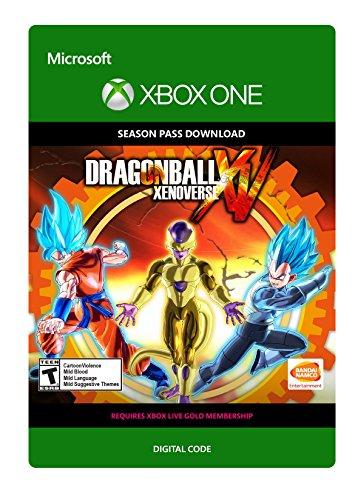 Dragon Ball Xenoverse Season Pass - Xbox One Digital Code