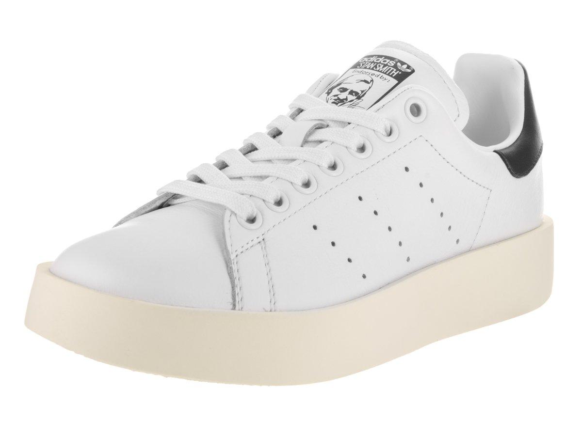 adidas Originals Women's Stan Smith W Fashion Sneaker B07D1T597V 9 M US|Black/White/Navy