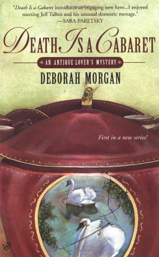Read Online Death is a Cabaret (Antique Lover's Mysteries (Prime Crime)) pdf