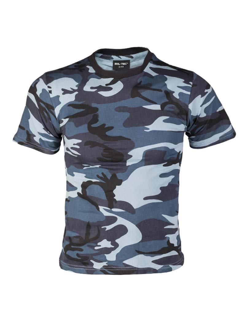 dea6224112180c Mil-Tec T-Shirt Kids Woodland: Amazon.de: Sport & Freizeit