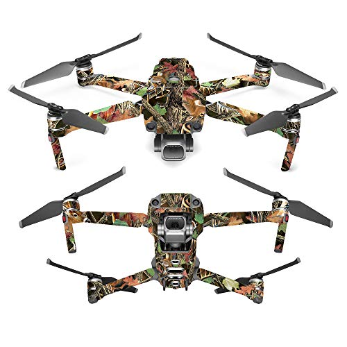 MightySkins Skin for DJI Mavic 2 Pro or Zoom - Buck Camo | Protective, Durable, and Unique Vinyl Decal wrap Cover | Easy to Apply, Remove, and Change Styles | Made in The USA
