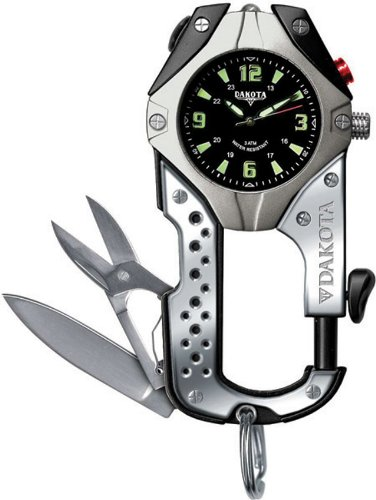 Dakota Dakota Knife Clip Watch
