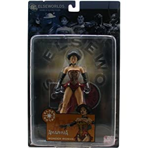 51HHaLhbmIL. SS300 DC Direct Elseworlds Series 4 Action Figure Amazonia Wonder Woman