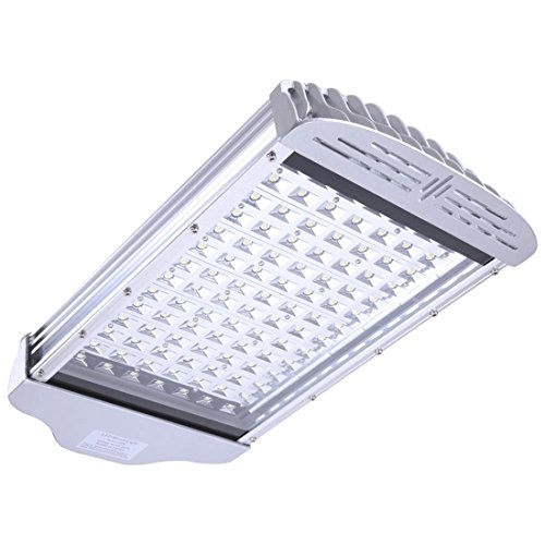 98 LED Street Road Outdoor Yard Garden Industrial Lamp Light 98W Cool White (Fisher Hose Reel)