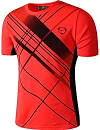 Boy's Quick Dry Active Sport Short Sleeve Breathable...