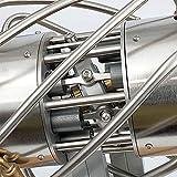 WOLFBSUH Stirling Engine,16 Cylinder Swash Plate