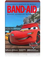 BAND- AID Cars assorted sizes, 20 count