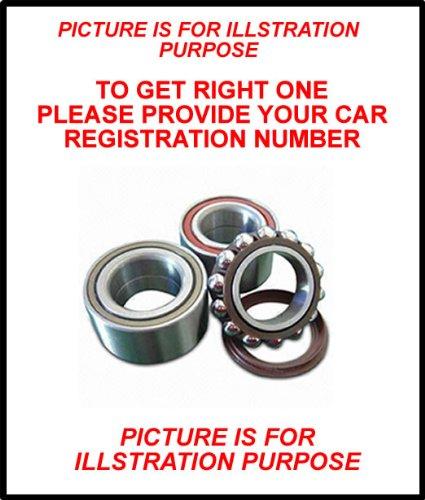 Alfa Romeo Mito 1.6TD WB Rear Wheel Bearing Kit Front ASB - Rear Hub FROM 09-> MACPACARPARTS