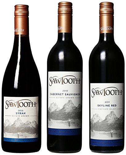 "Sawtooth Estate ""Next Frontier"" Mixed Pack, 3 x 750 mL"