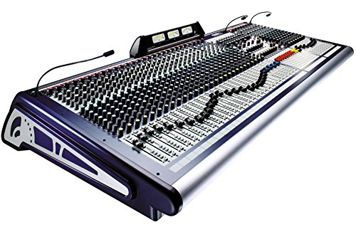 Recording Bus Console 8 (Soundcraft GB8 40 Professional 40-Channel Mixer Console)