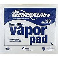 GeneralAire GA23 Vapor Pad, 1.25 x 14 x 12
