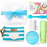 Boy Bum Box - Wrapped & Ready - Diaper Clutch, Diaper...