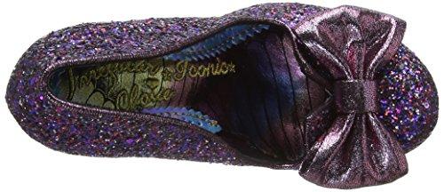 Choice Am of Multi Nick Time Irregular Purple Purple Femme Escarpins dzwxq7