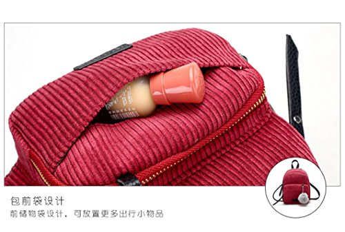 Red Bolso Zjene Mujer De Niñas Hombro zCXRqw